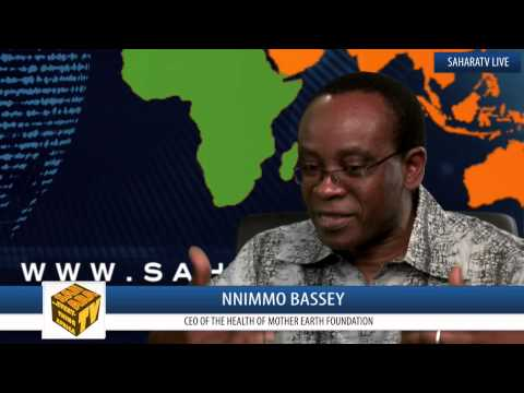 """GMO Is The Next Big Threat To Africa"" - Nnimmo Bassey"