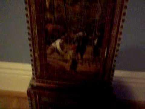 3d puzzle grandfather clock