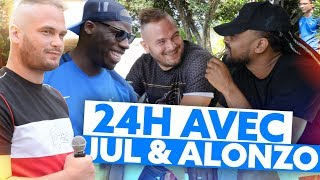 24h avec Jul & Alonzo à Cannes !