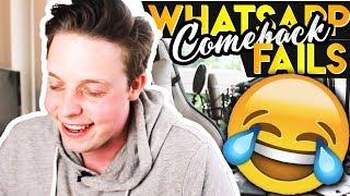 WHATSAPP FAILS #Comeback 😍 (Clemens lacht wieder zu viel!)