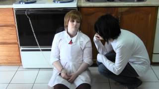 Download Video Acquiring Cake (Death Note cosplay) MP3 3GP MP4