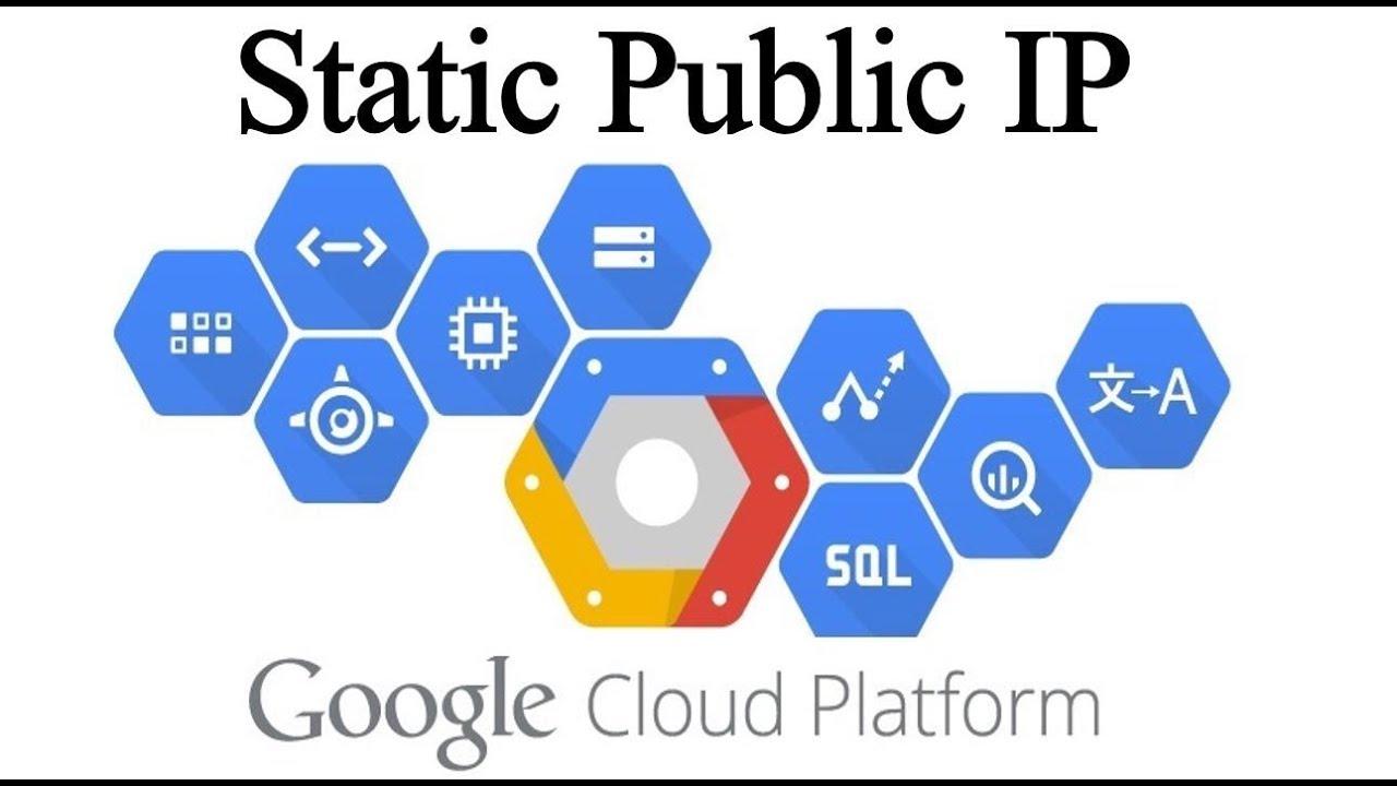 Reserving a Static External IP Address Google Cloud VM instance !!