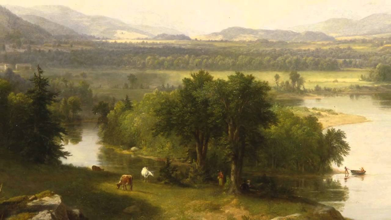 A Quot Grand Tour Quot Of The Hudson River School At The New York