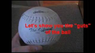 Exploring the ball used to play beep baseball