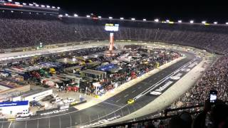 2015 NASCAR Bristol Night Race