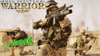 Full Spectrum Warrior (Xbox) Review - Viridian Flashback