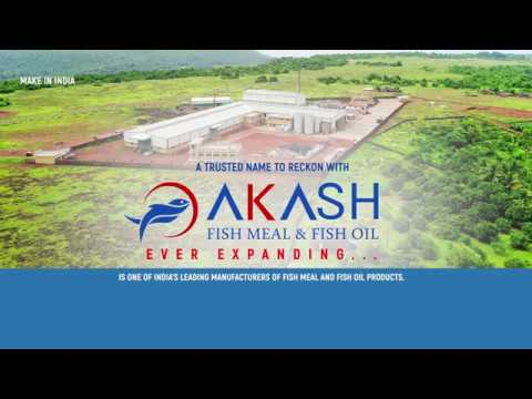 Akash Fish Meal And Oil Corporate Video