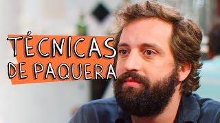 Vídeo - Técnicas de Paquera