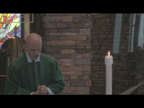 Angel Homily.wmv