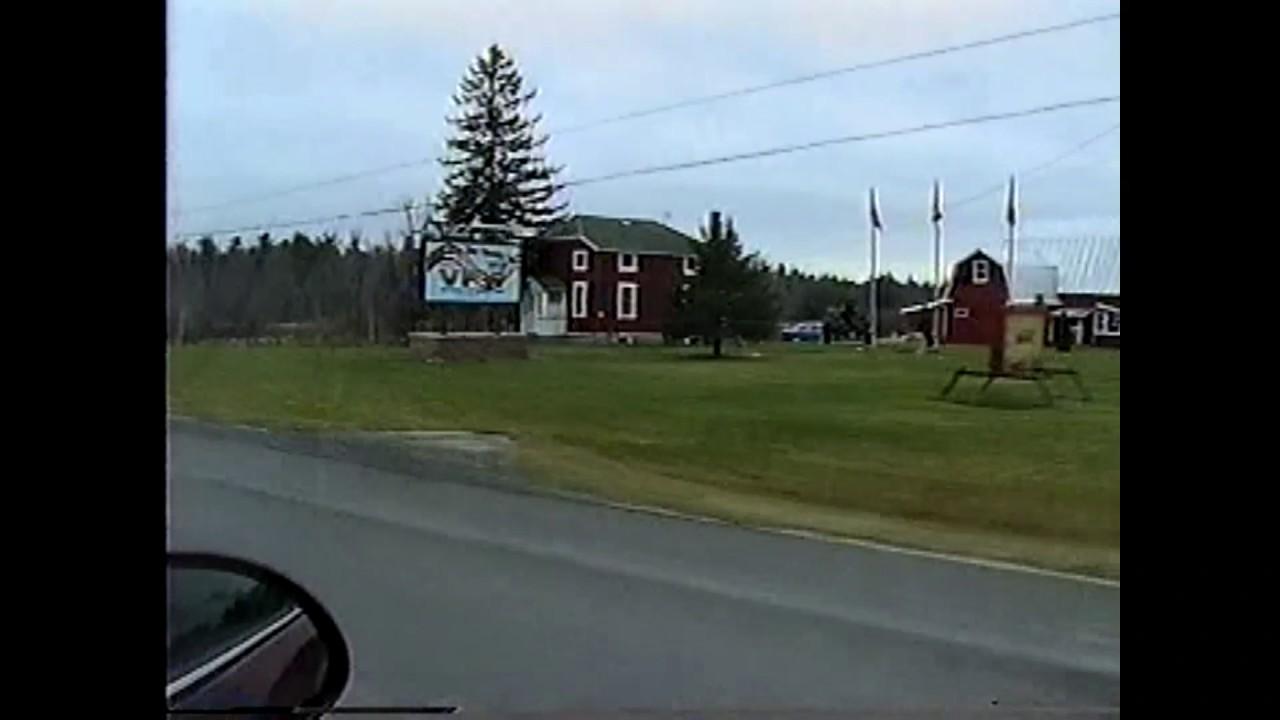 Town of Champlain Tour part two  12-8-99
