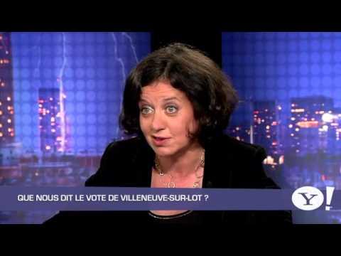 Elisabeth Levy et Clémentine Autain sur le vote front National