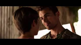 Tris and Four in Amity | Insurgent Clip