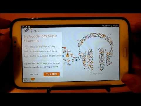 Google Play Music App for Android Review - Fantastic Music Player