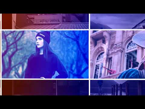 Dynamic Perspective, Rhythmic Slideshow - after effects template | Project Video Effect