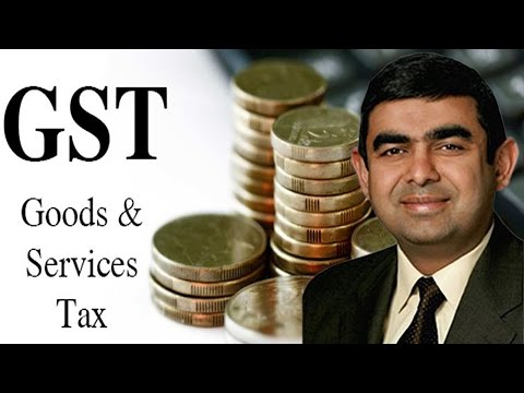 Infosys CEO On GST