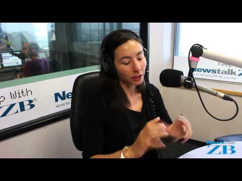 What is nanotechnology & science experiments for kids Dr Michelle Dickinson radio interview