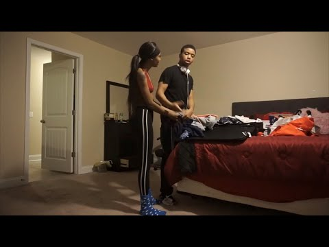BREAK UP PRANK ON GIRLFRIEND!!! (GOES CRAZY)