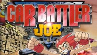 Car Battler Joe - Title ~ Opening Karaoke (Remastered)
