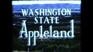 Washington State: Appleland.  1954.