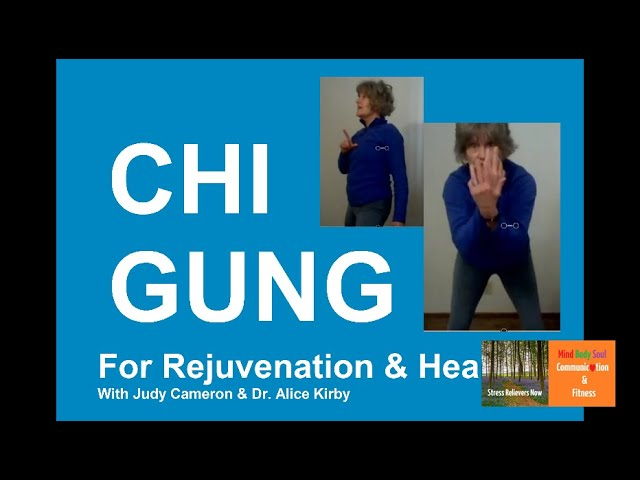 Chi Gung Benefits & How to