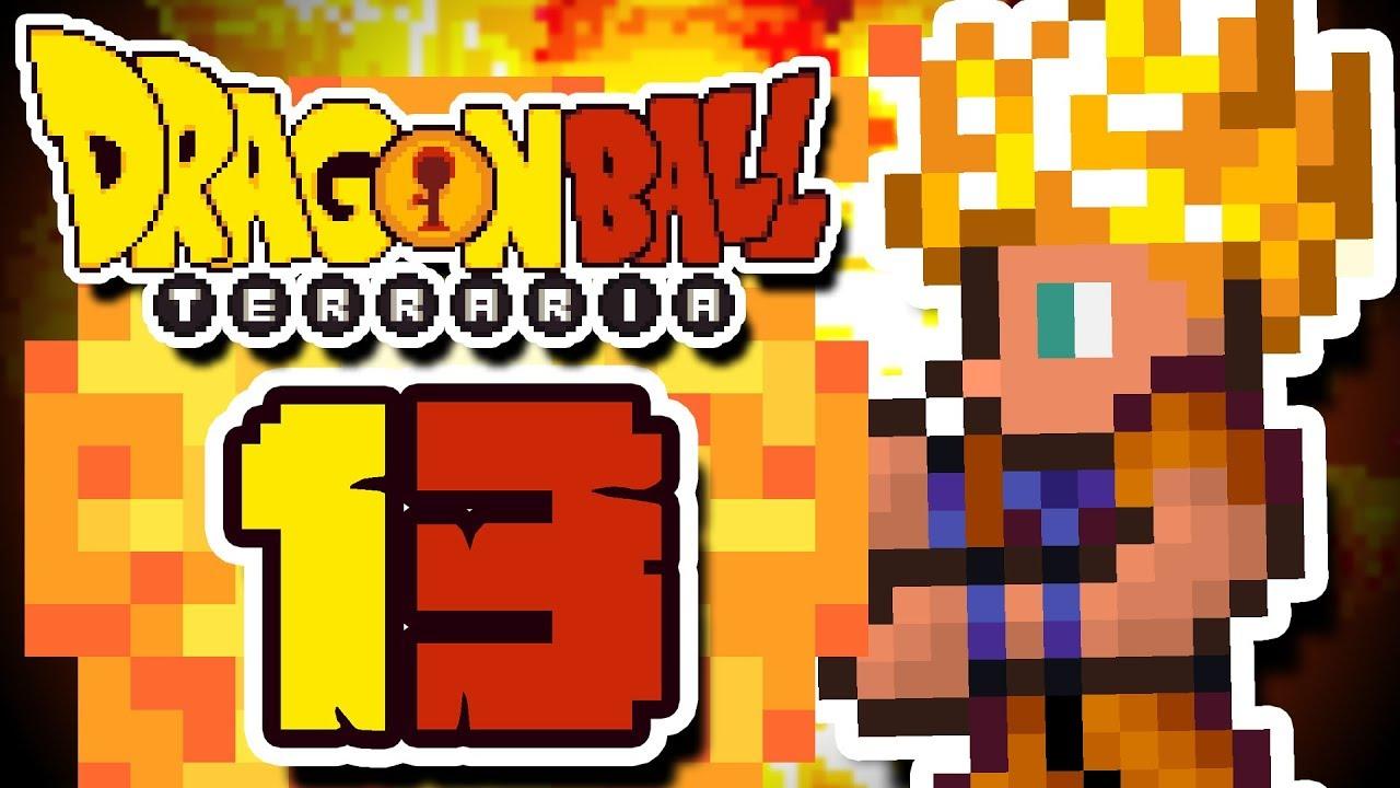 Spirit Bomb Official Dragon Ball Terraria Mod Wiki