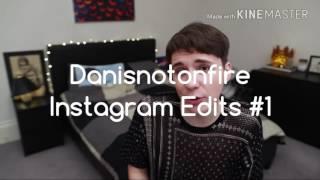 Danisnotonfire Instagram Edits #1