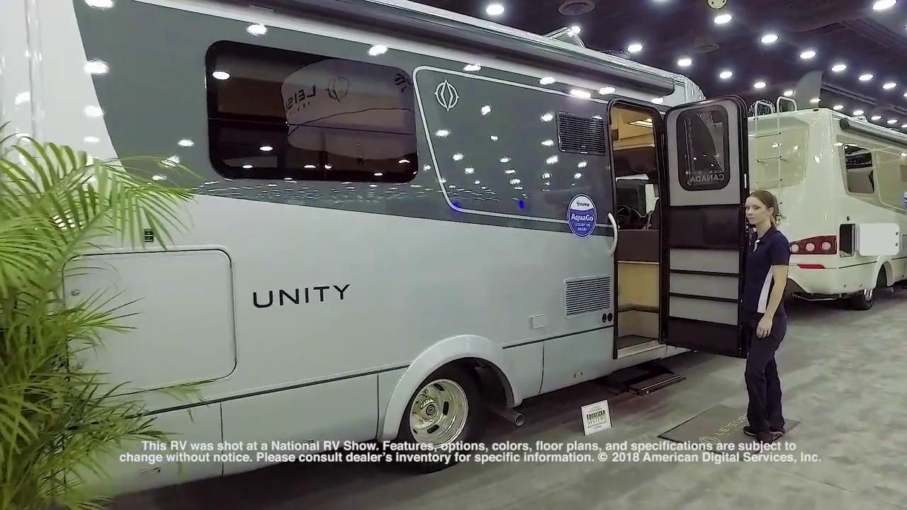 Leisure Travel Unity U24IB Island Bed