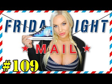 EATING PUSSY LIKE A PRO! - Friday Night Mail #109