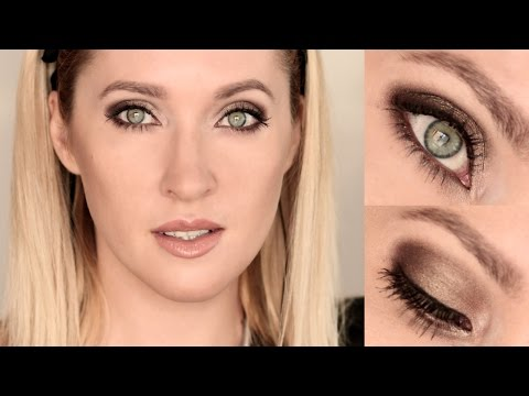 Make up maquillage de soir e lily lolo maquillage min doovi - Smoky eyes facile ...