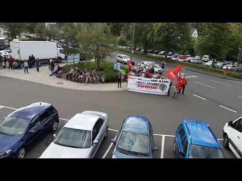 Einzug der Jecken in Gerolstein  am 4.8.2017