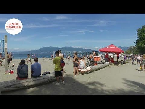 Vancouver Street Walk, EP 14 - Kitsilano Beach