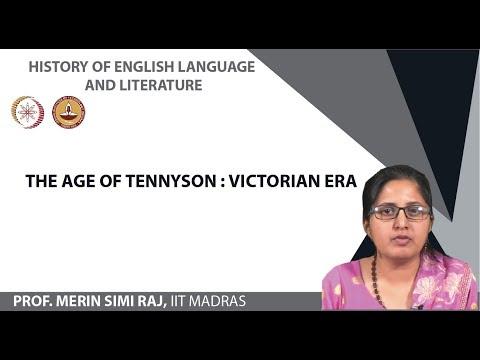 The Age of Tennyson : Victorian Era