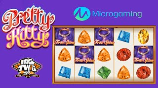 Pretty Kitty Online Slot from Microgaming