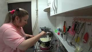 Готовим пирожки с картошкой и капусткой очень простой рецепт