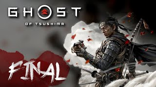 GHOST OF TSUSHIMA | Difícil | FINAL - Capítulo 44 | Samurái sin honor