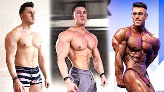 Brandon Harding 120 Day Transformation (223lbs - 191lb) Unnatural