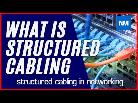 What is structured cabling in networking? (Structured Cabling)