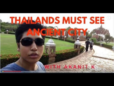 Thai adventure at the Ancient City with the Bros (Mueang Boran) (Samut Prakan, Thailand)