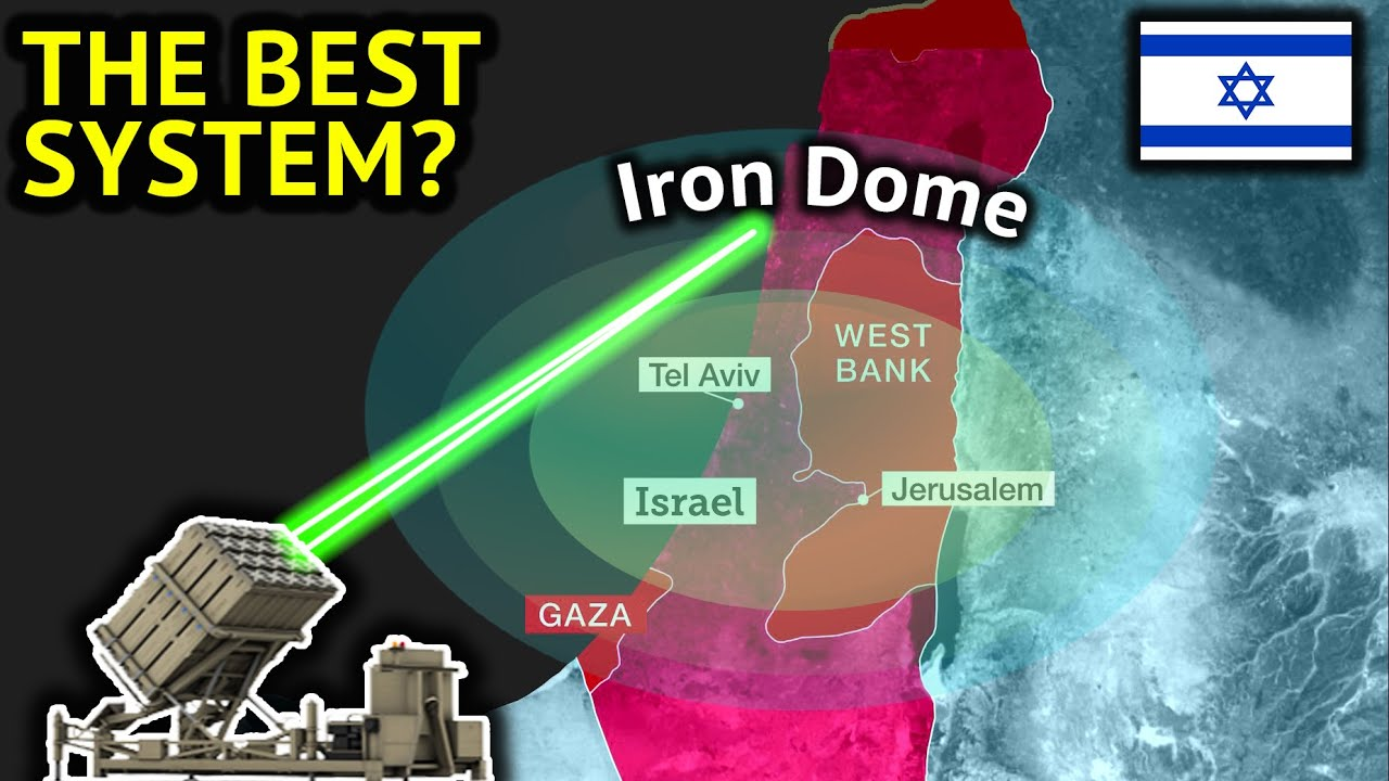 Is Israel's Iron Dome Defense System the Best in the World?