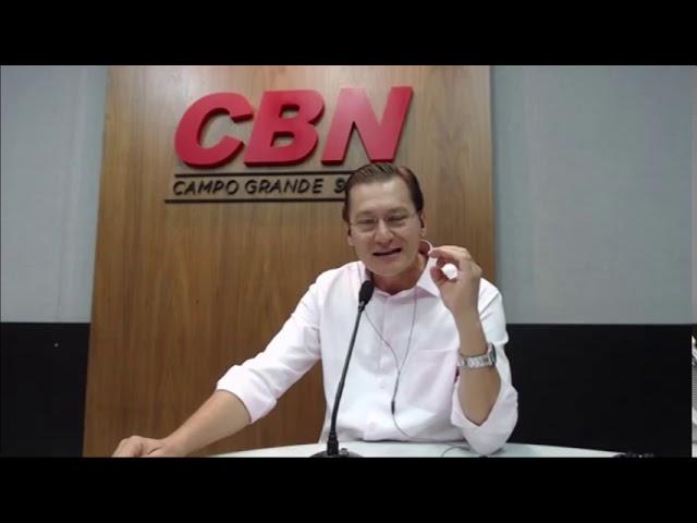 CBN AGRO (27/04) - Éder Campos entrevista Vanth Vanni