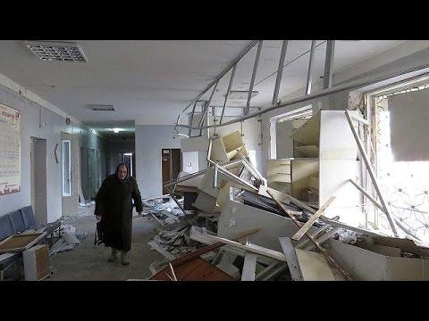 Ukraina: due obici cadono nei pressi di un ospedale a Donetsk, morti e feriti