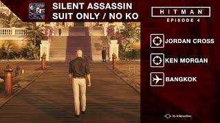 "HITMAN - Episode 4 ""BANGKOK"" Silent Assassin / Suit Only / NO KO"