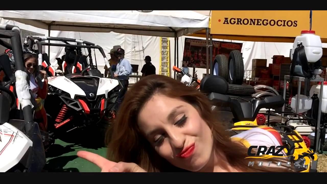 Mochikos tv crazy motors y sus edecanes en expo ceres for How to watch motors tv online