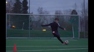 Spoortz - fotballspiller gutt 14 år