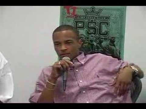 T.I. AND THE PSC TO RELEASE 25 TO LIFE