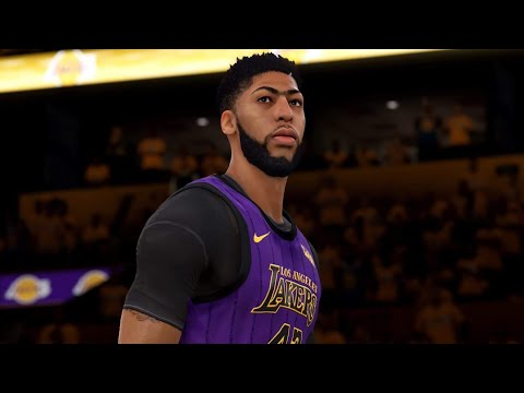 NBA LIVE 19 WARRIORS Vs LAKERS WEST FINALS 2020 1ST HALF LIVE STREAM