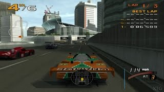 Enthusia Professional Racing PS2 Gameplay HD (PCSX2)