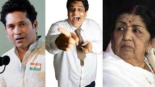SHOCKING! AIB's Tanmay Bhat INSULTS Sachin Tendulkar and Lata Mangeshkar?