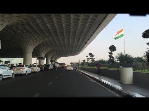 Driving Mumbai - Sahar Elevated Access Road (Int'l Airport)