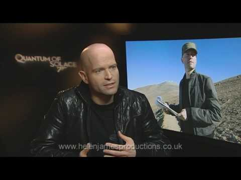 MARC FORSTER INTERVIEW 'QUANTUM OF SOLACE' DIRECTOR
